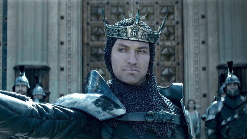 Кадры из фильма Меч короля Артура