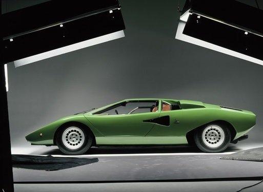 Lamborghini: легенда дизайна