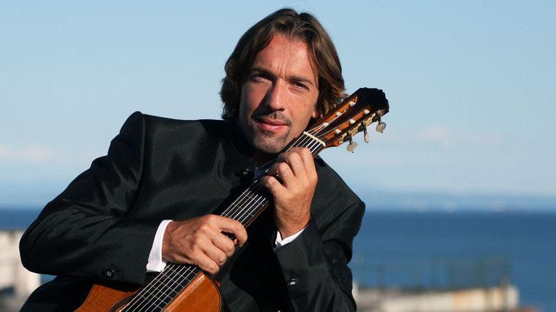 Адриано дель Саль (гитара, Италия)