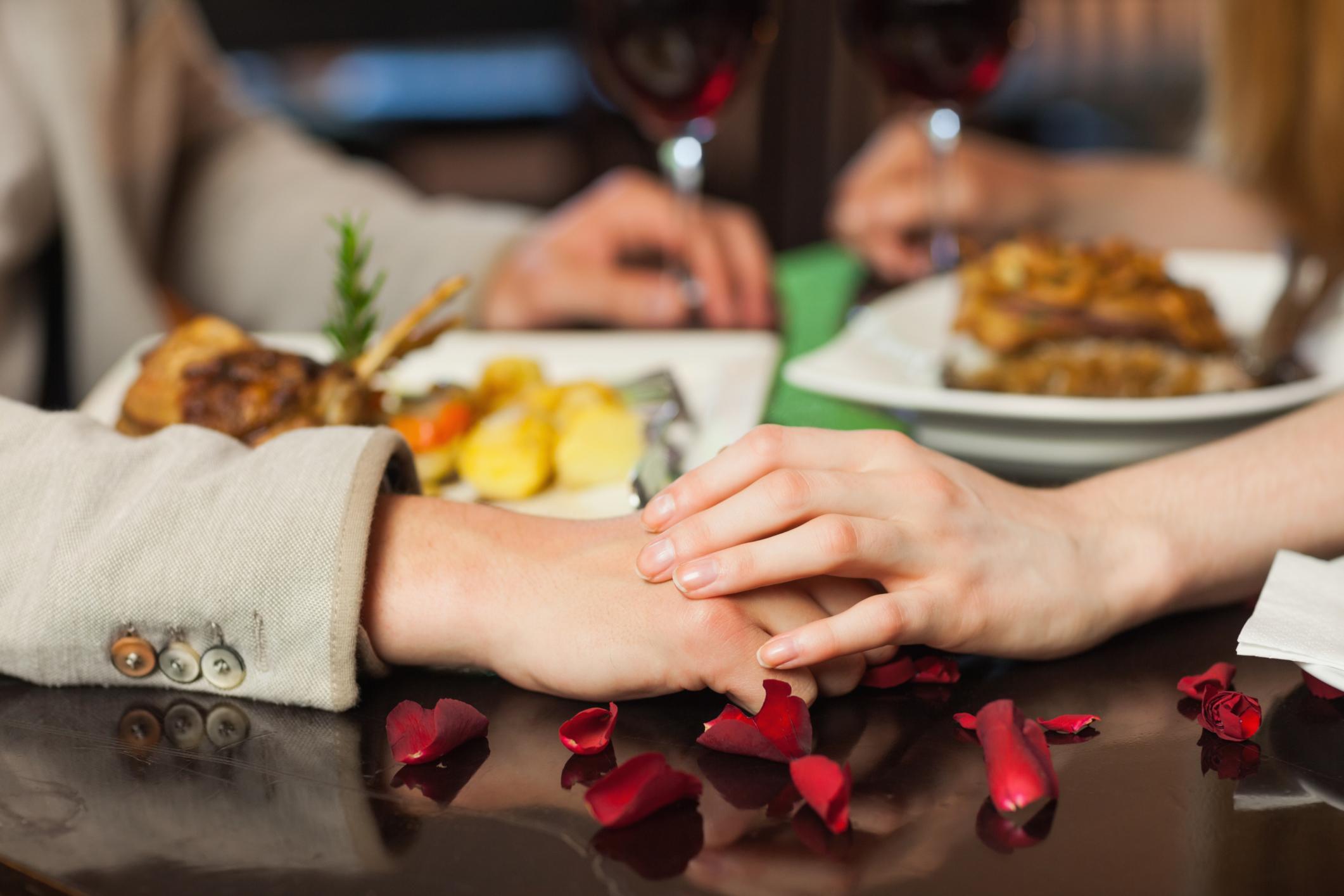 Романтический ужин рассказ 18 фотография