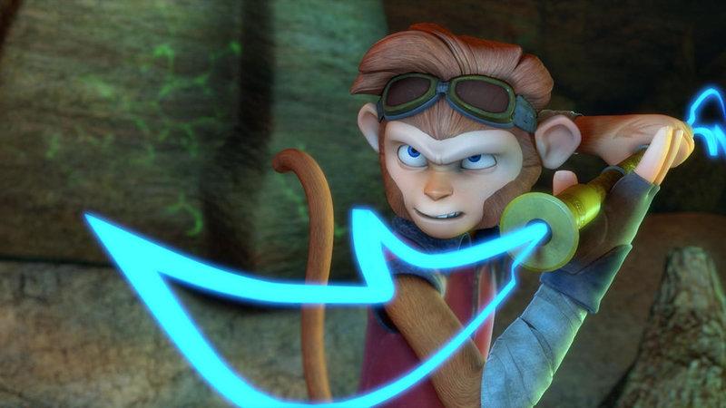 Кадры из фильма Спарк. Герой Вселенной