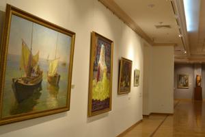 Монографический зал Баки Урманче