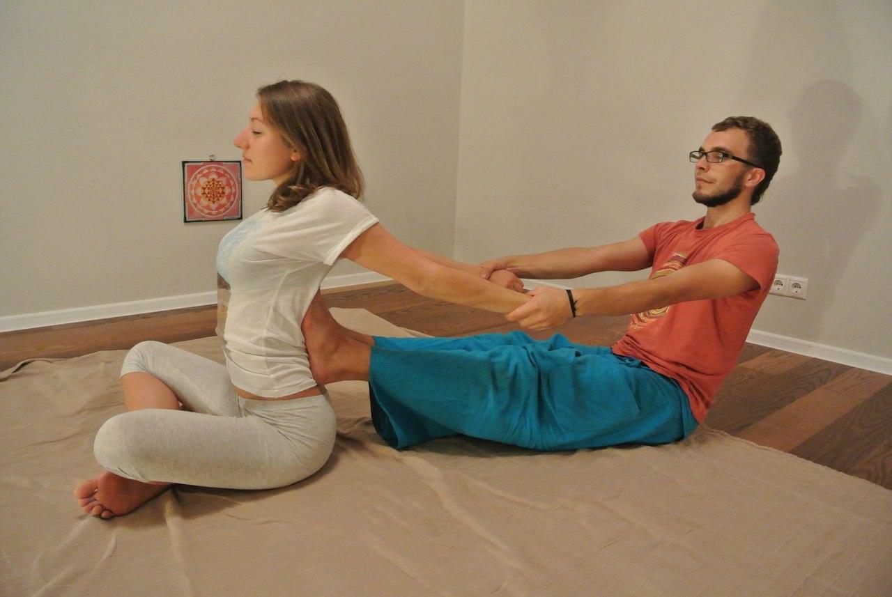 Тайский массаж по взрослому 1 фотография