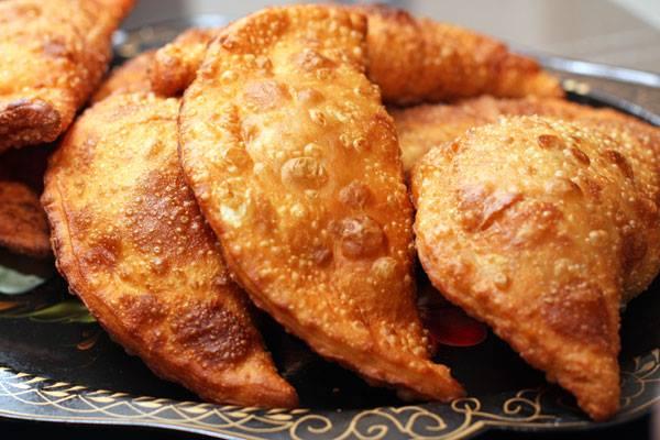 Узбекские чебуреки рецепт с фото пошаговый