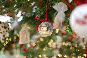 Дед Мороз и длинный нос