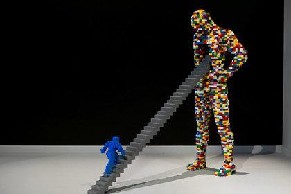 Искусство Lego