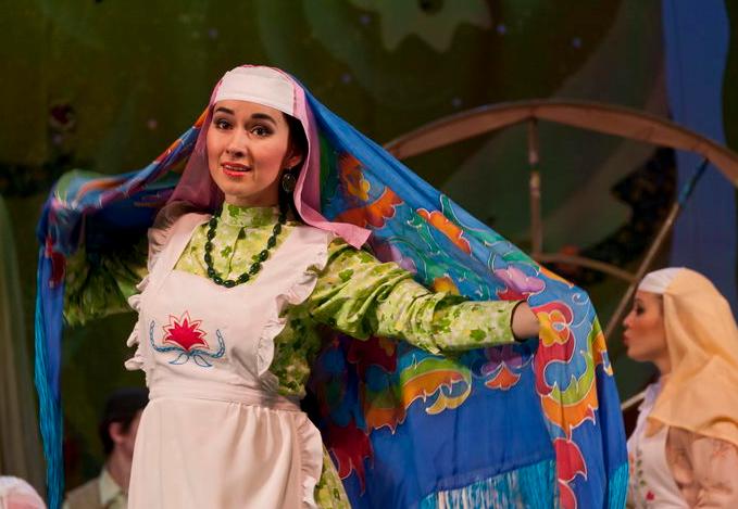 Татарский спектакль в казани афиша дизайн билетов для концерт