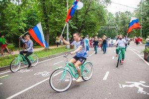 День флага в Москве