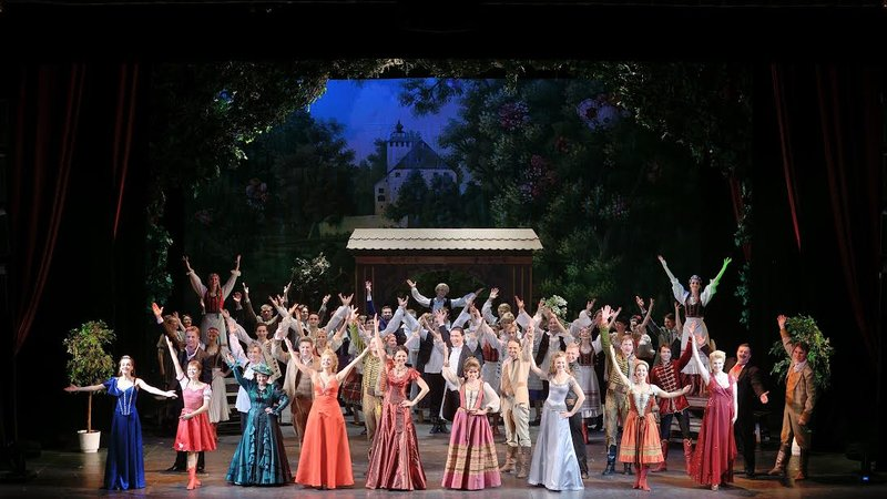 Международный гала-концерт звёзд оперетты