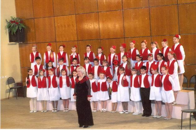 Праздник детского хорового искусства