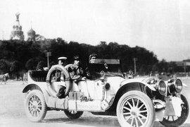 1911: автопробегом по Империи