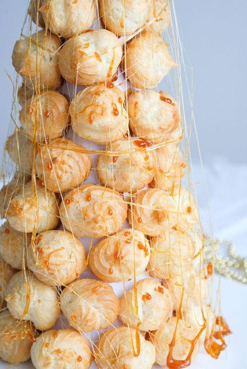 Десерт крокембуш рецепт с фото