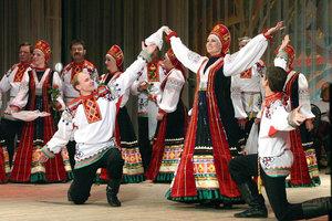 Юбилейный вечер, посвященный 75-летию Воронежского хора