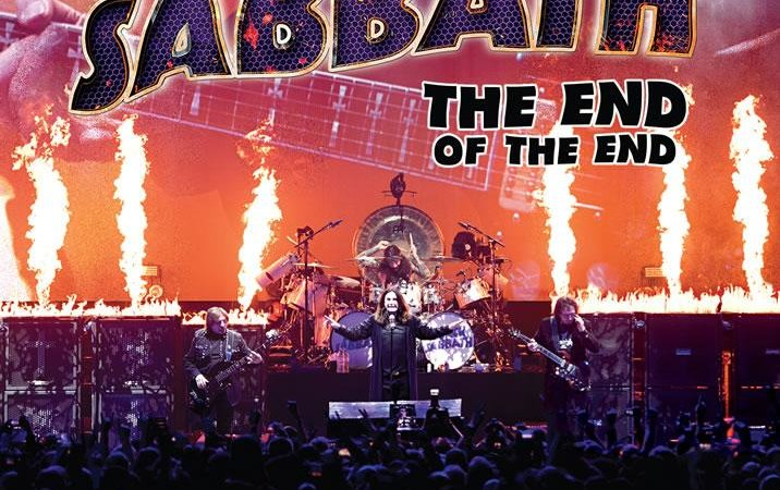 Кадры из фильма Black Sabbath the End of the End
