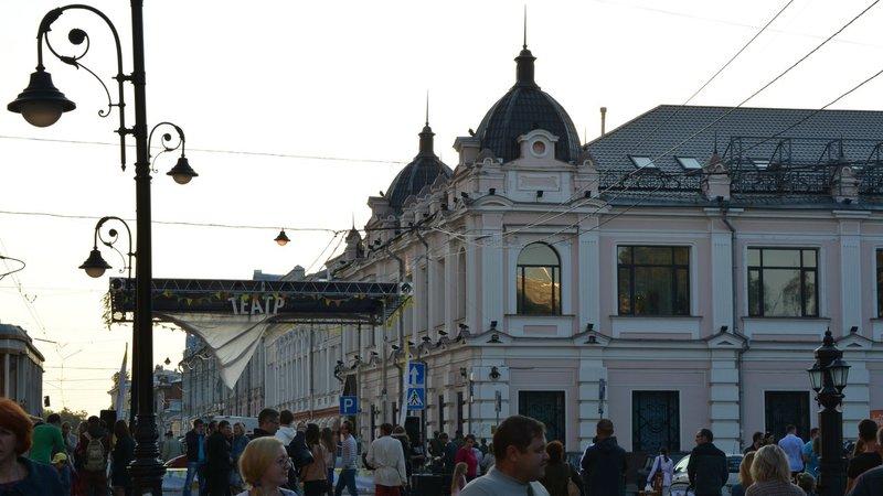 День улицы Рождественской
