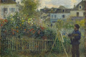 Сады в живописи — от Моне до Матисса