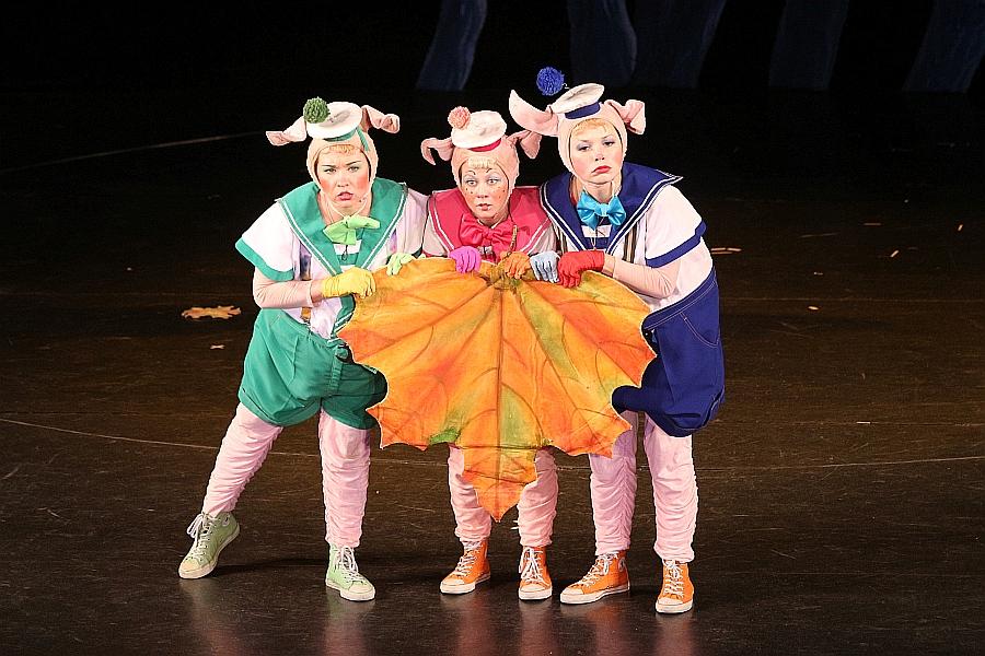 Детский спектакль июня в москве
