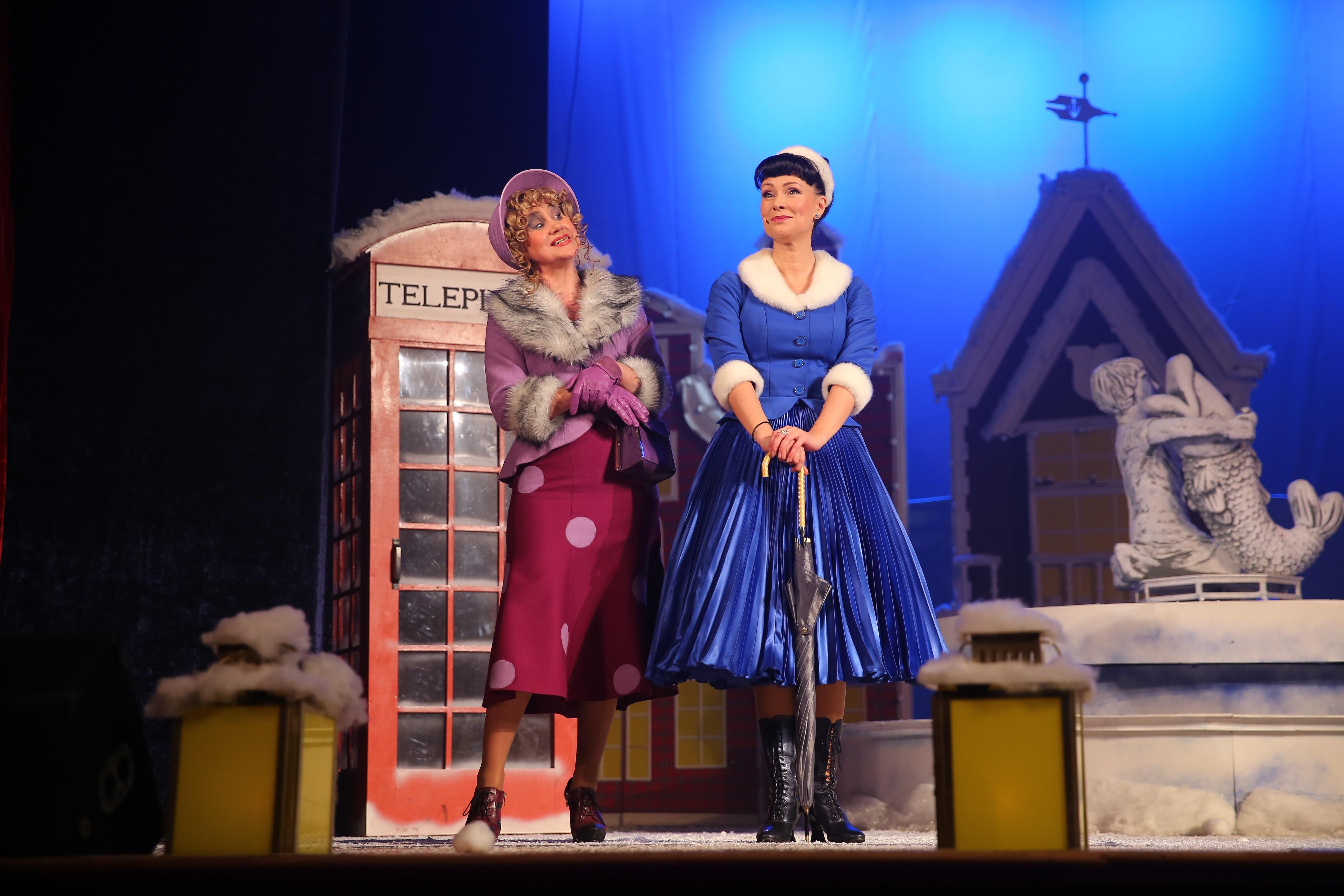 Мэри поппинс спектакль с нонной гришаевой купить билеты билеты в театр горького ростова на дону