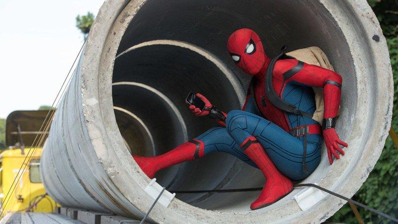 Кадры из фильма Человек-паук: Возвращение домой