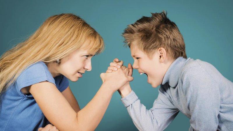 Родительская власть и манипуляции