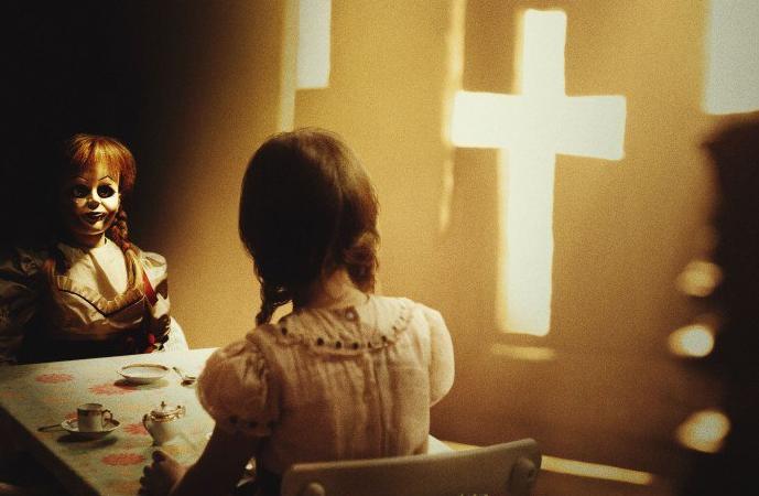 Кадры из фильма Проклятие Аннабель: Зарождение зла