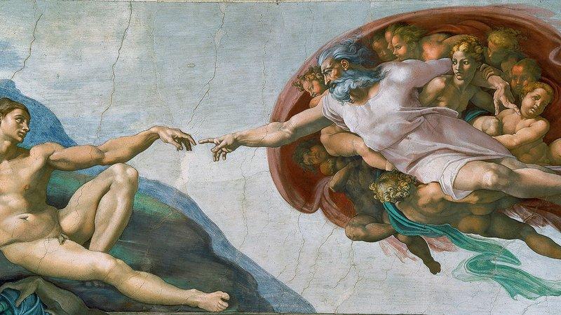 Кадры из фильма Микеланджело: Любовь и смерть