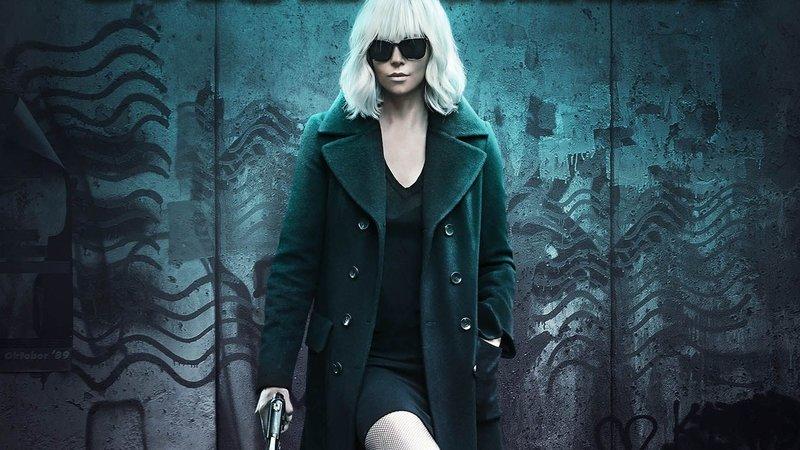 Кадры из фильма Взрывная блондинка