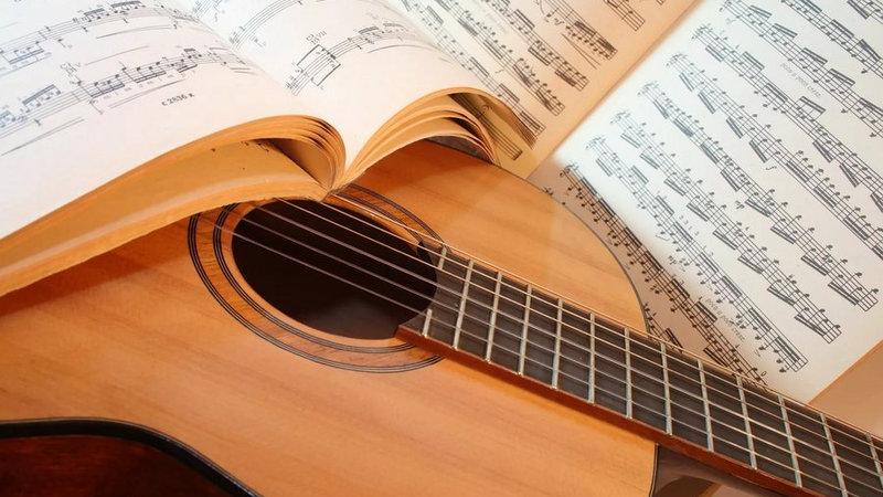 Концерт клуба любителей гитарной музыки