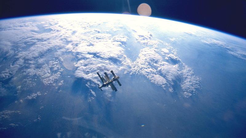 Следы космических катастроф