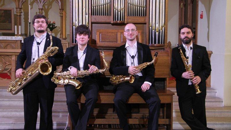 Voyage Sax Quartet