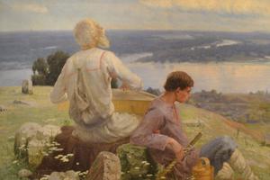 Искусство начала XX века. Учителя и ученики Казанской художественной школы