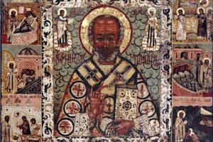 Иконопись XVII-XIX вв. Русское искусство.