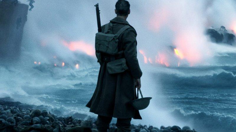Кадры из фильма Дюнкерк