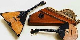 Фестиваль народно-инструментального искусства