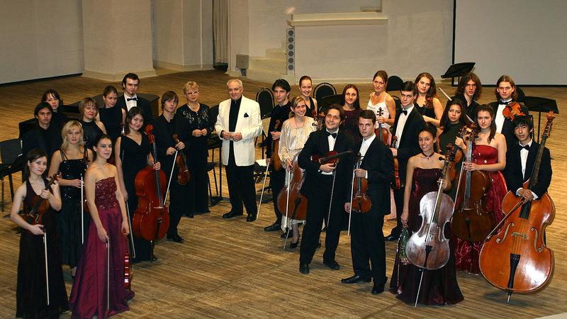 Эдуард Грач и оркестр «Московия». Новогодний бал