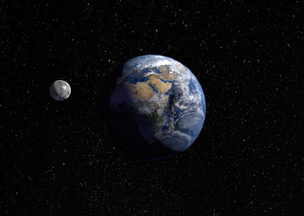 earth like moon - 1024×729
