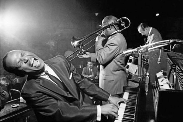 Никто не знает про джаз