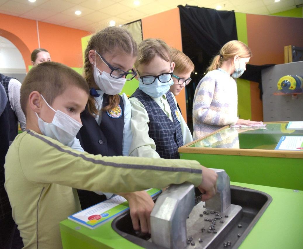 Лаборатория научных развлечений