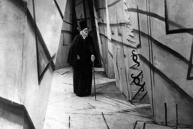 Эпоха первая. Немецкий экспрессионизм 20-х гг.