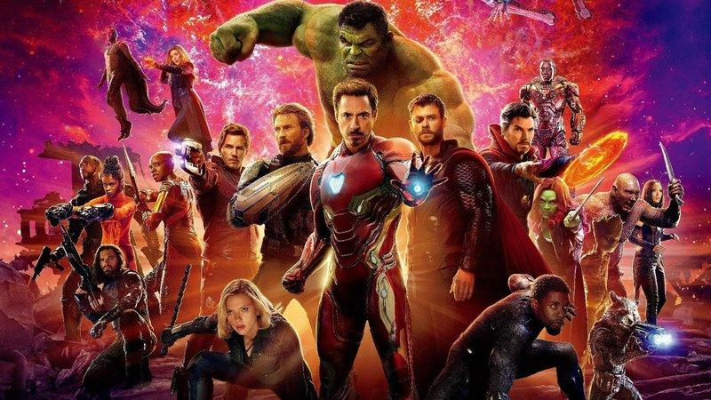 """От """"Мстителей 3"""" ждут старт в 500 миллионов долларов"""
