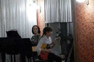 Юные таланты