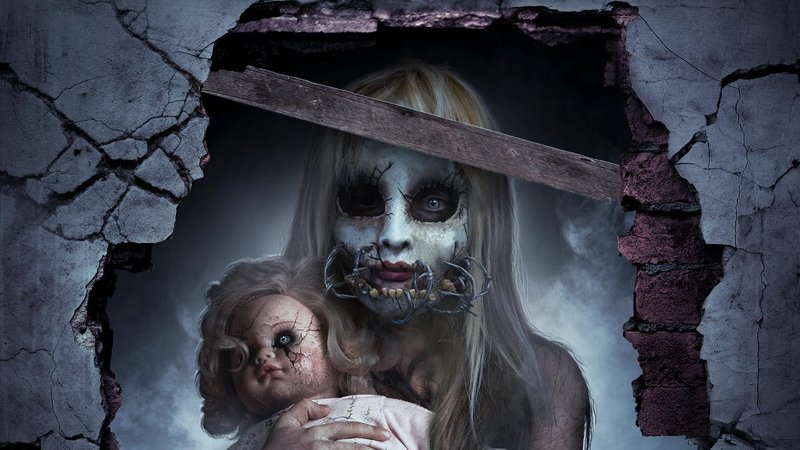 Кадры из фильма Дом моих кошмаров