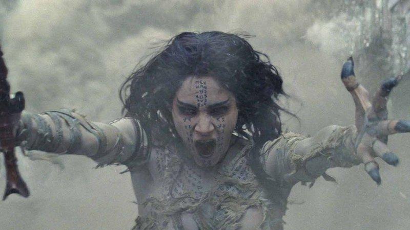 Кадры из фильма Мумия