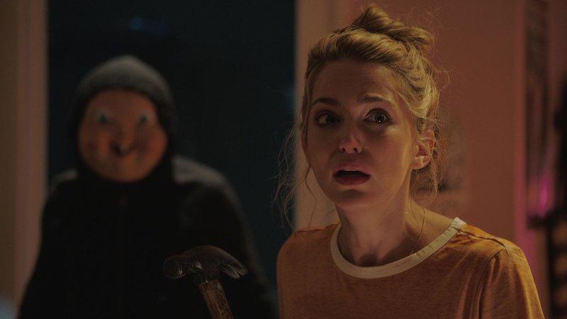 Кадры из фильма Счастливого дня смерти