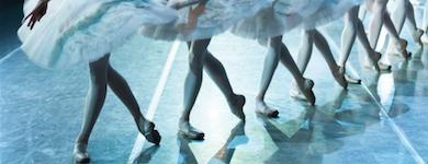 Летние балетные сезоны в Москве
