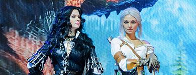 ИгроМир/Comic Con Russia 2017
