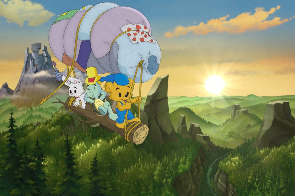 Медвежонок Бамси и Дочь Волшебницы