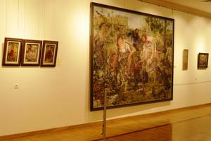 Монографический зал Николая Фешина