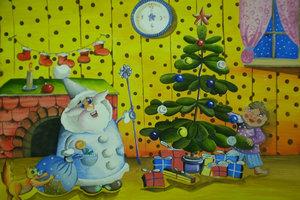 Деды Морозы разных стран