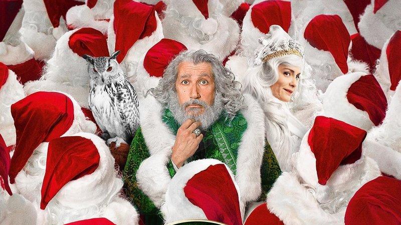 Кадры из фильма Санта и компания